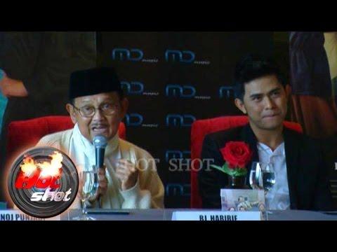 Cakra Khan: Lagu Mencari Cinta Sejati Menjadi Soundtrack Film Rudy Habibie - Hot Shot 21 Mei 2016