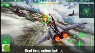 Wings of War Modern Warplanes - Android Gameplay FHD