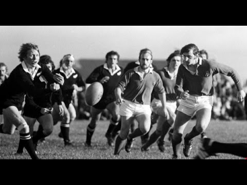 Munster vs New Zealand Rugby 1978