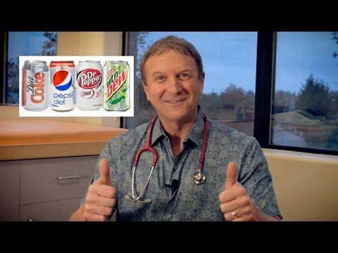 DIET SODAS ARE SAFE! | Dr. Paul