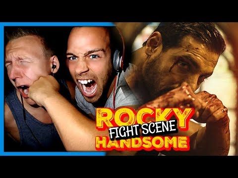Rocky Handsome last fight scene (Best...