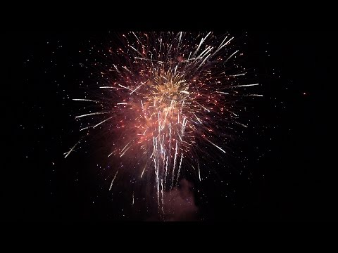 Sharon Heights Golf & Country Club 4th of July Fireworks 2016