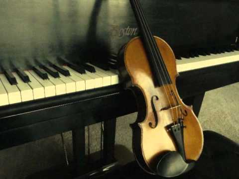 Piano and Violin Drum and Bass (Reason 5)