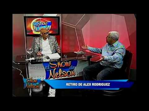 Nelson Conversa Con Tuto Tavarez Sobre El Retido De Alex Rodriguez