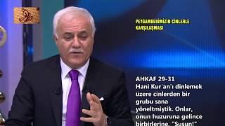Nihat Hatipoğlu - Cinleri Anlatıyor - 09.01.2014