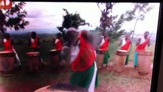 Royal Drummers of Burundi - Gishora, Burundi 2006
