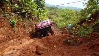 4x4 Panama - U. Santeña video resumen jun2010