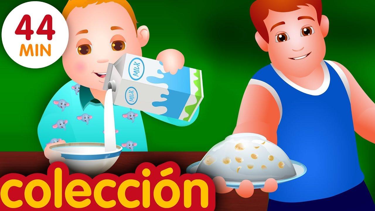 Johny Johny Sí Papá Colección | Canciones infantiles en Español | ChuChu TV