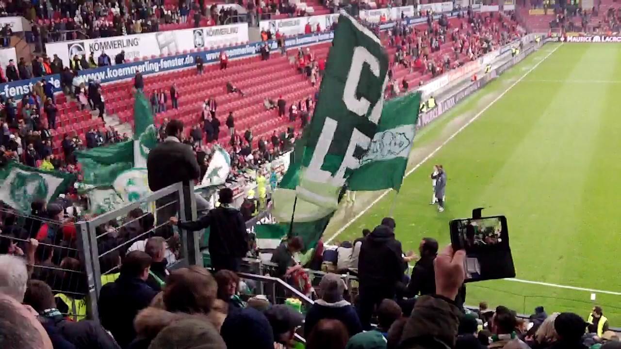 Mainz Bremen 2017