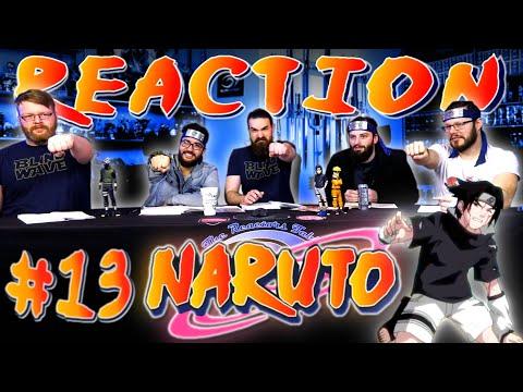 "Naruto #13 REACTION!! ""Haku's Secret Jutsu: Crystal Ice Mirrors"""