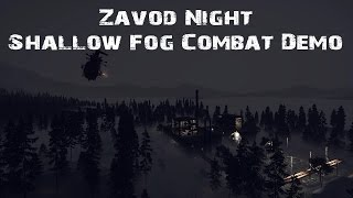 Zavod Night - Shallow Fog Concept Demo