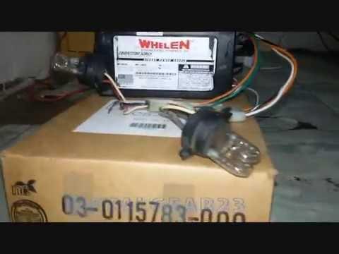 Whelen CS240 Strobe - YouTube