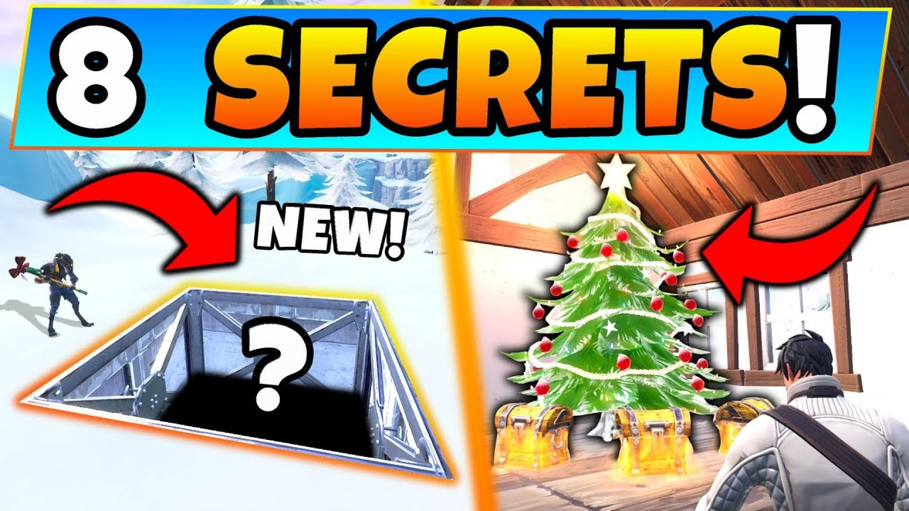 Fortnite Only The Best Know These 8 Season 7 Secrets Hidden Rift