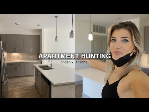 APARTMENT HUNTING IN PHOENIX, ARIZONA **shocking.. I know.**