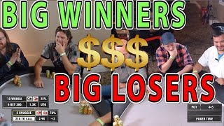 Poker Time: Big Swings in our $5-10 session with Andrew Neeme and Brad Owen