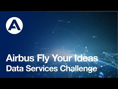 Airbus Fly Your Ideas -  DATAServices Challenge