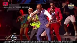 #AFRIMA2017 Toofan's tiptop performance at AFRIMA