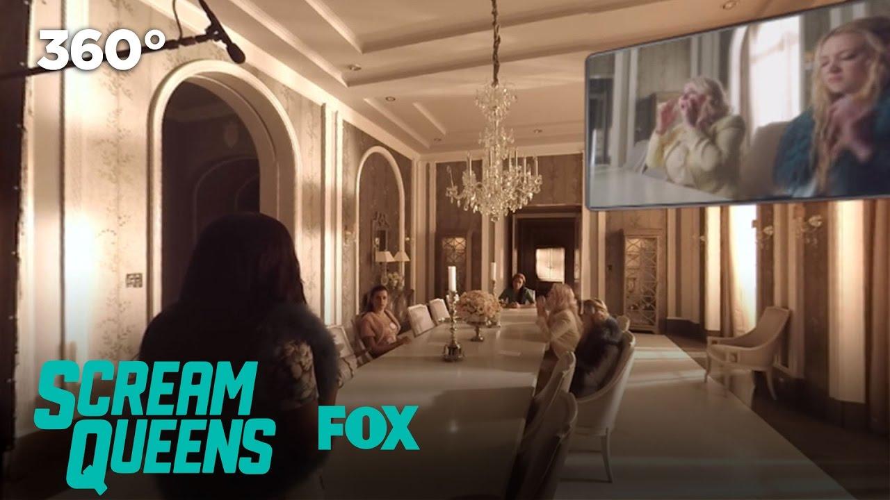Scream queens house interior