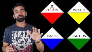 Poison warning symbols in India | poison sign in india | mosquito repellant | Rational India