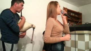 Radka Zelqmova-Ne kazvai lube leka nosht..i strandjanska kitka