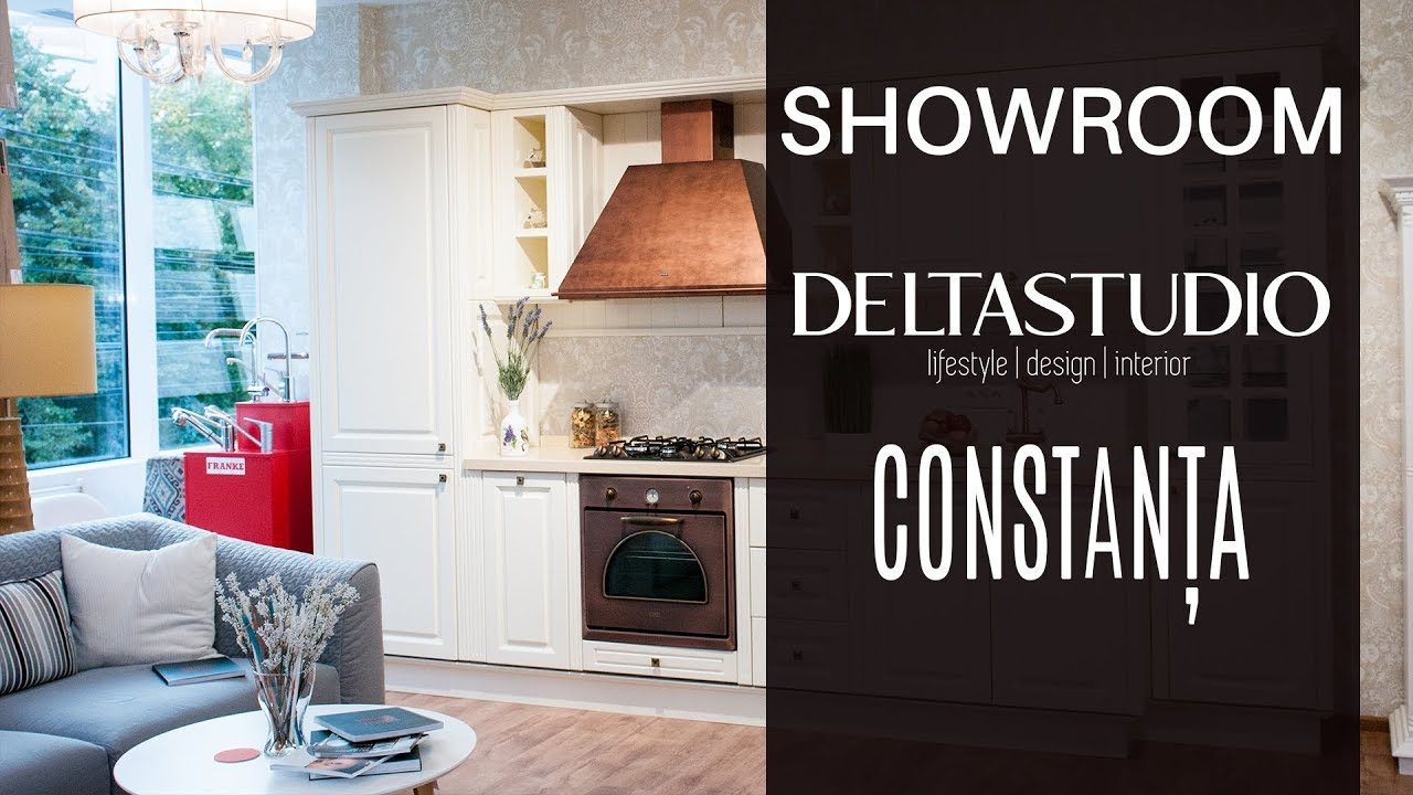 Mobilier Home Studio Showroom Delta Studio Constanta
