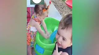 Funny baby video part 2