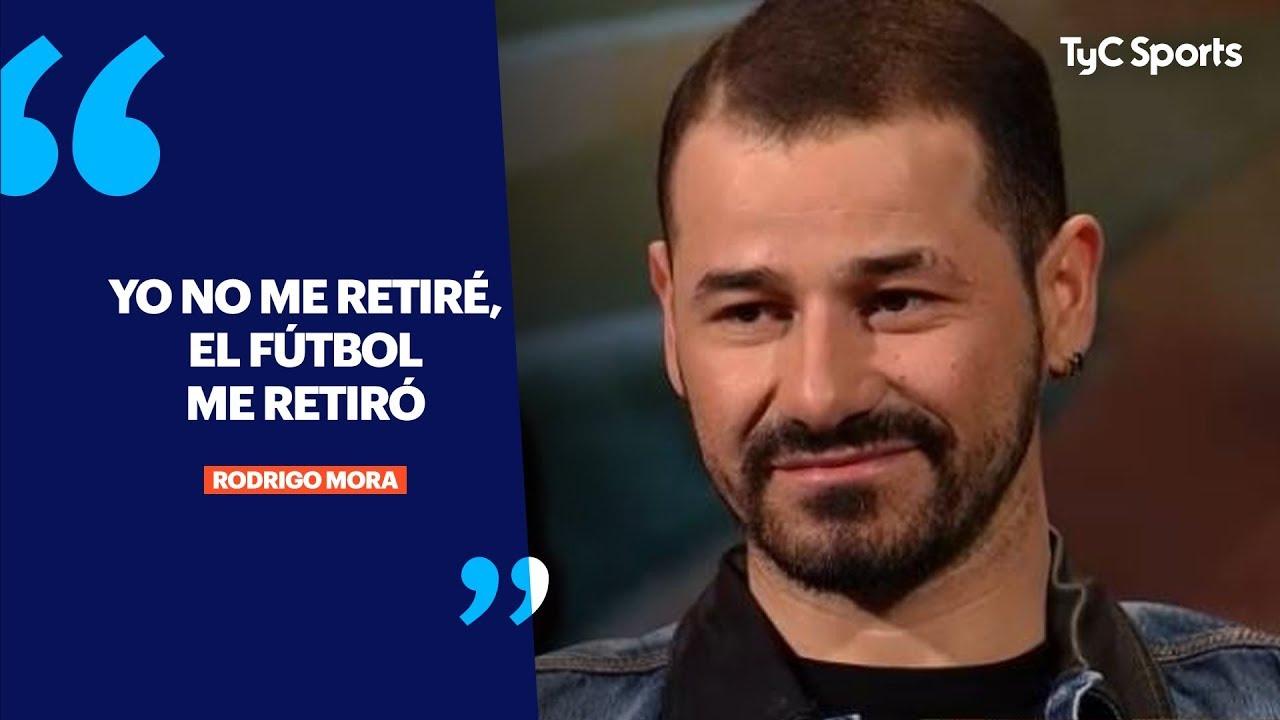Rodrigo Mora Yo No Me Retiré El Fútbol Me Retiró