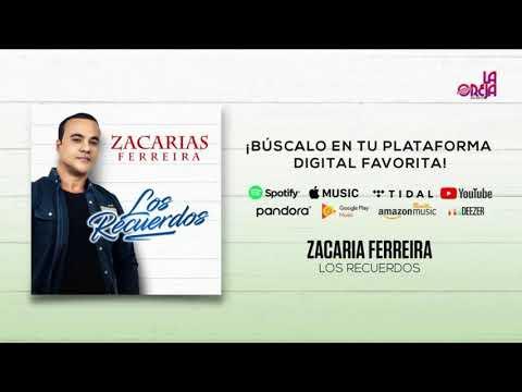 Zacarías Ferreira - Los Recuerdos (Audio Oficial)