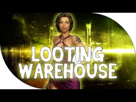 Dead Frontier: Champion Looting Warehouse + Killing FFHs