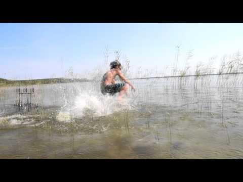 Découverte des grands lacs par Jeremy Planson