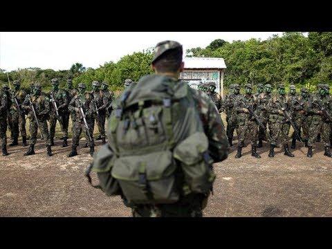 PTV News 16.02.18 - Venezuela 2018 dopo Grenada 1983 e Panama 1990?