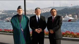 Turkey brings Afghanistan and Pakistan together