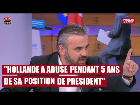 """Corbière : """"Hollande a abusé pendant 5 ans de sa position de président"""""""