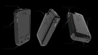 Yellow Jacket Iphone Stun Gun Case (review / Shock Test) - Cell Phone Stun Gun Case