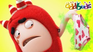 Oddbods - LAUNDRY DAY | Full Episodes | Funny Cartoon Show