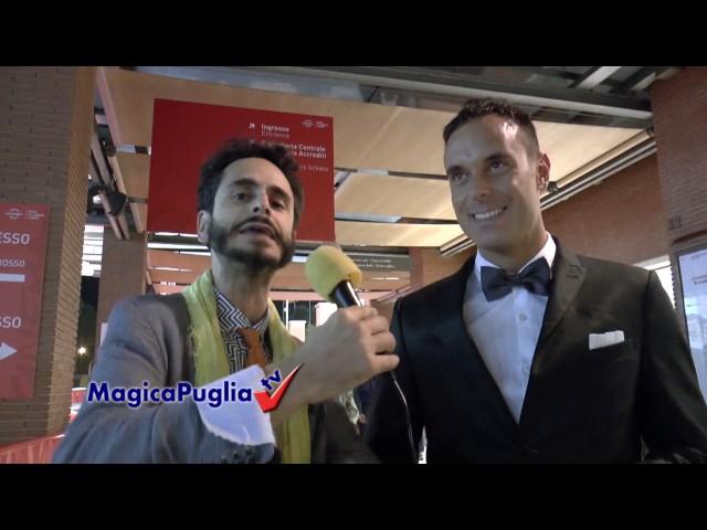 Festa del Cinema di Roma - intervista a Paolo Pizzu
