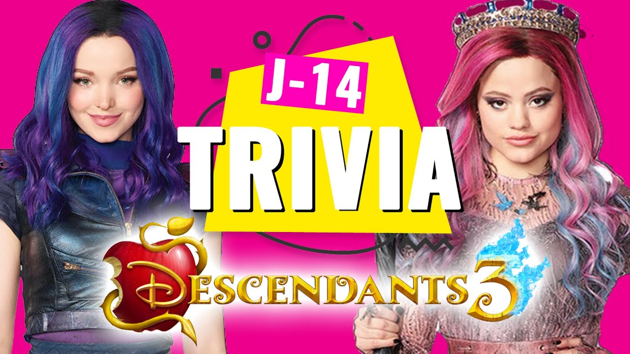 Descendants 3 Movie Trivia (HARD!): How Well Do You Know the Disney Channel Movie?