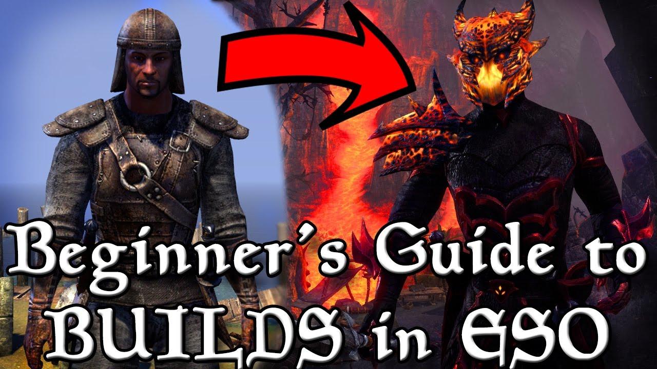 ESO Beginner's Guide to Builds   Elder Scrolls Online