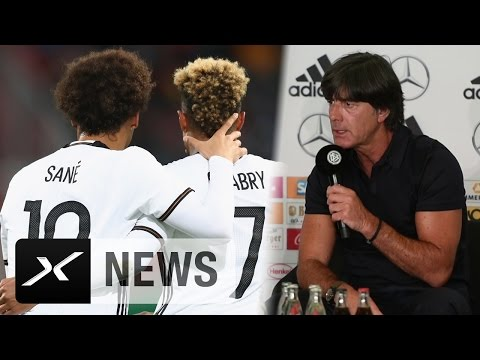 Joachim Löw: Das ist das Ziel beim Confed Cup   DFB-Team   Confederations Cup