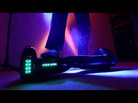 World's Newest Hoverboard - Tomoloo K1