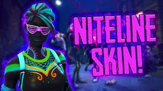 "[LIVESTREAM] NOVA SKIN ""NITELINE"" + NOVAS SKINS HOJE!? +182 WINS [FORTNITE BATTLE ROYALE]"