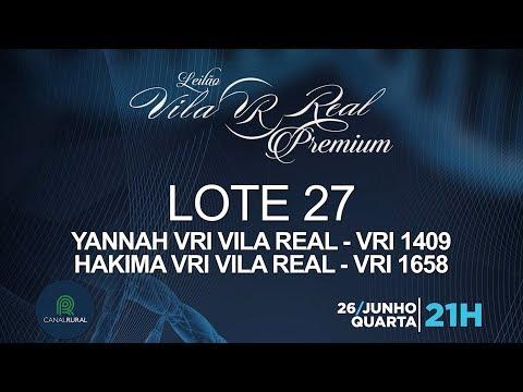 LOTE 27 (VRI 1409/VRI 1658)