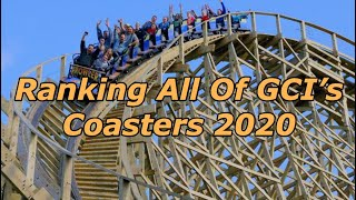 Ranking All Of GCI's Coasters 2020