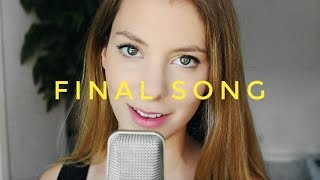 Final Song - Mø | Romy Wave (piano cover)