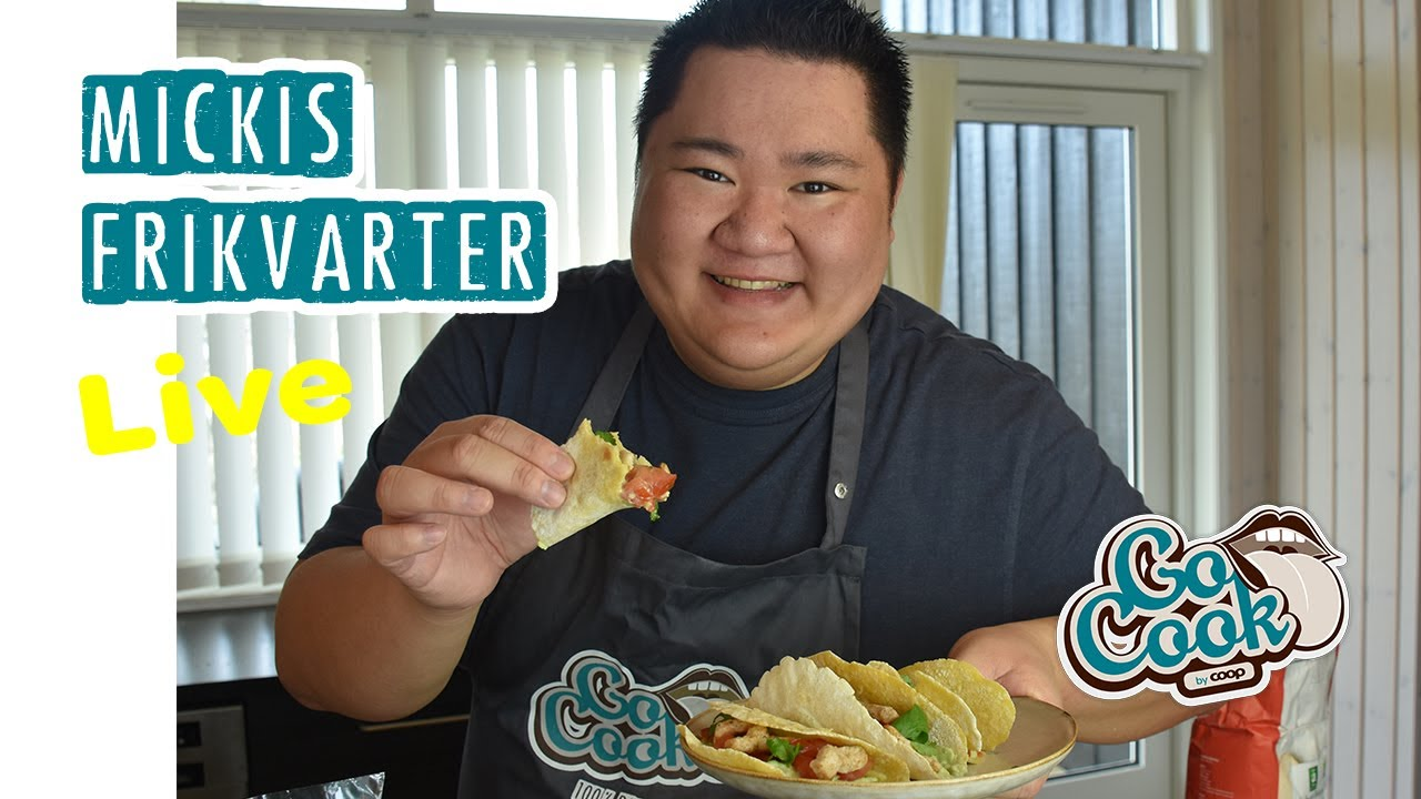 Opskrift LIVE: Mexicanske tacos trin for trin | GoCook by Coop