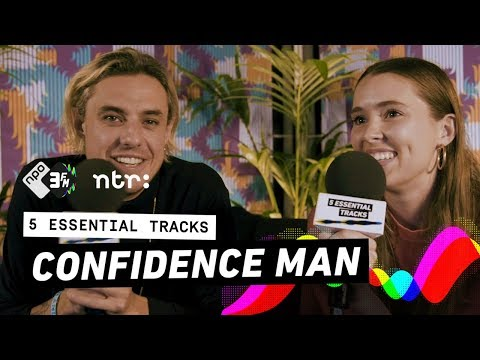 """Confidence Man: """"Everyone's Got A Bit Of Dancing Queen In Their Hearts."""""""