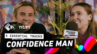 "Confidence Man: ""Everyone's got a bit of dancing queen in their hearts."""