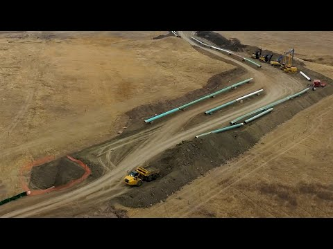 The Big Alberta Pipeline Projects