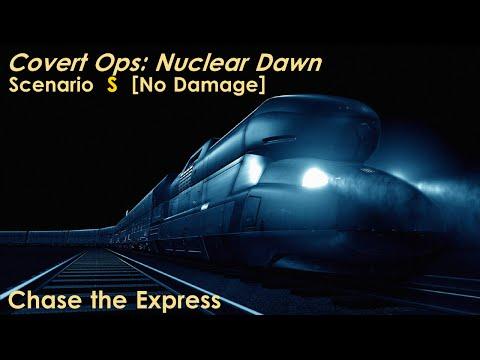 Covert Ops: Nuclear Dawn - Scenario S Walkthrough [No Damage]