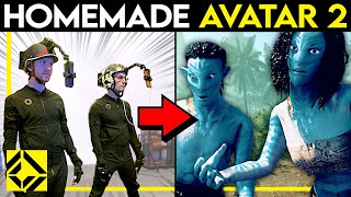 We Made AVATAR 2 Before James Cameron